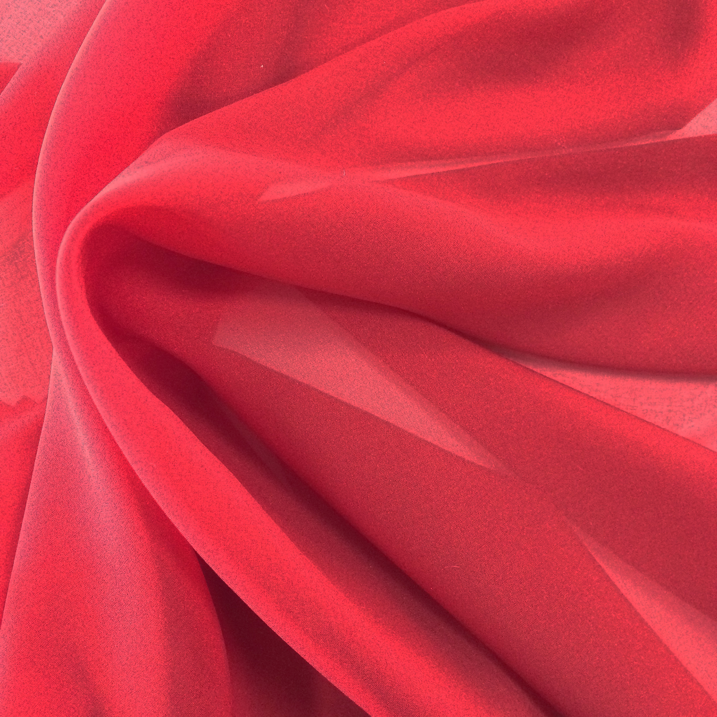 FRENCH STRETCH CHIFFON