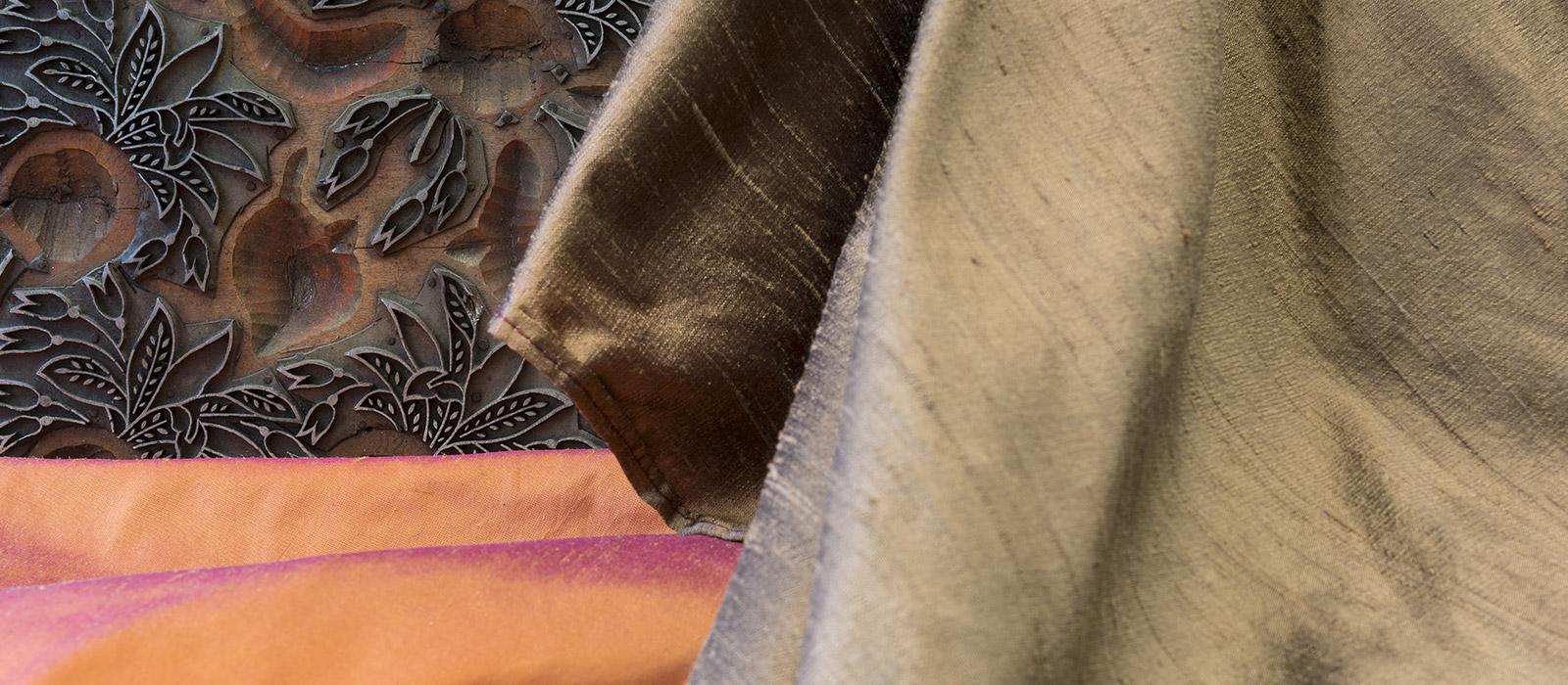 Silks designed for designers